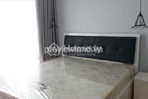 Căn hộ Tropic Garden cho thuê có 112 m2 diện tích 3 phòng ngủ, view sông Sài Gòn