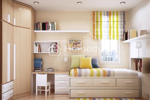 Căn hộ Goldmark City, 2 phòng ngủ, đồ full, giá 13 triệu.