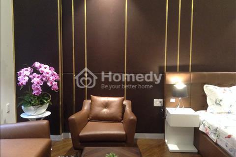 Cho thuê căn hộ Officetel full nội thất cao cấp, giá 15 triệu/tháng