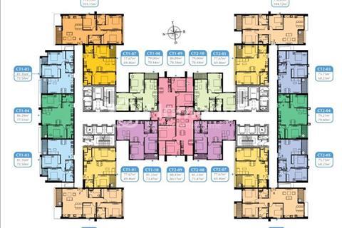 Căn hộ chung cư tại trung tâm khu vực Mỹ Đình chỉ 26 triệu/m2