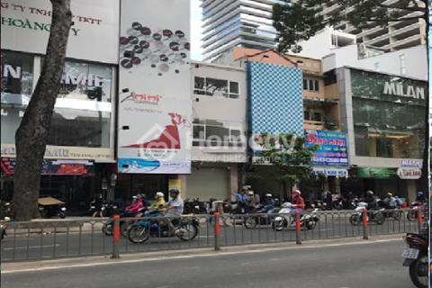Cho thuê nhà mặt tiền đường Nguyễn Trãi, Phường 14, Quận 5. Diện tích 5,2 m x 20 m. Nhà mới đẹp