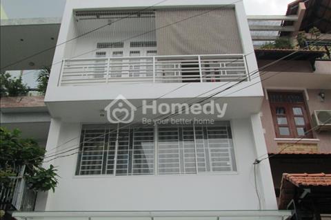 Bán nhà Đặng Văn Ngữ, Phường 10, Phú Nhuận. Diện tích 4,2 x 12 m, 4 lầu hẻm xe hơi vào nhà