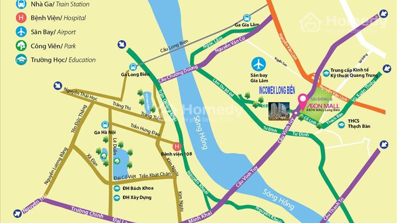 Chung cư Northern Diamond - Dự án làm bừng sức nóng bất động sản phía Đông - 4