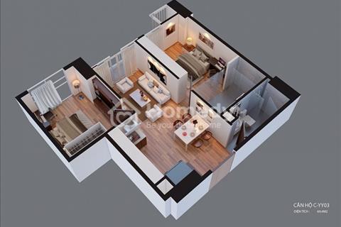 Bán căn hộ chung cư Imperia Garden, 69,4 m2, tầng 1603, tháp C, giá 2,3 tỷ