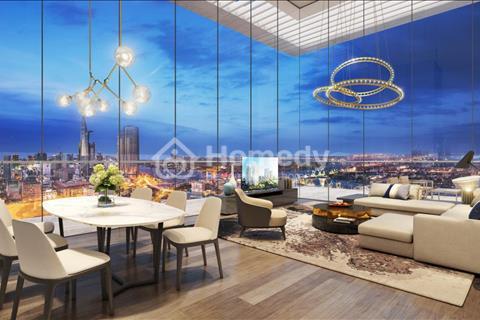 Vị trí căn hộ căn hộ Millennium tọa lạc tại 132 Bến Vân Đồn, Quận 4