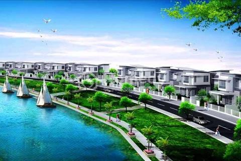 Cần bán lại 2 lô đất dự án Cát Tường Phú Sinh, view khu du lịch An Tây Hồ
