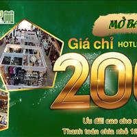 Bán Shop Sài Gòn Square tại quận 7 giá 200 triệu/shop