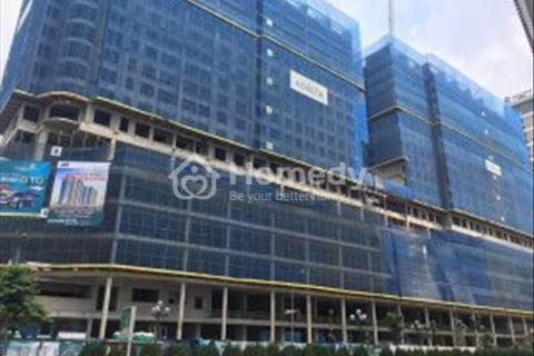 Bán sàn thương mại tòa Gold Palm Lê Văn Lương - Tầng 3,4,5 - 3.000 m2 / sàn