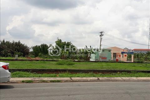 Bán lô đất 8 x 20 m Việt phú Garden, Phong Phú 4, giá 21,5 triệu / m2, đường nhựa 30 m.