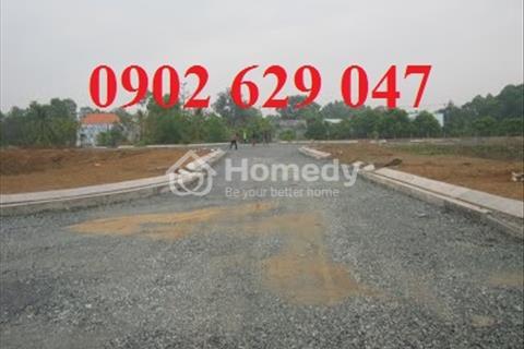 Đất Bình Chánh - bán gấp 3 lô góc ngay QL1A, gần chợ , đất thổ cư , shr, giá 325 triệu/nền
