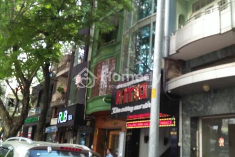 Cho thuê mặt bằng mặt tiền Calmette, Phường Nguyễn Thái Bình, Quận 1