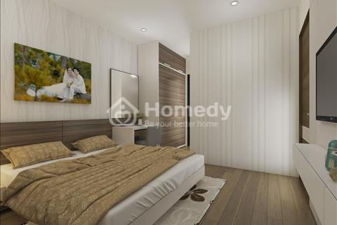 Bán chung cư Home City căn 01 tầng 11, diện tích = 61,56 m2, giá 33 triệu/m2.