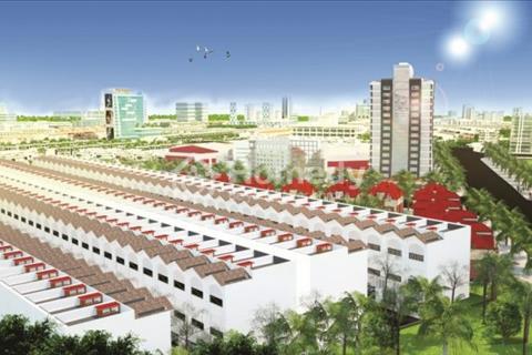 Bán nhà phố liền kề khu compound nhà 1 trệt 3 lầu hiện đại vị trí đẹp giá rẻ