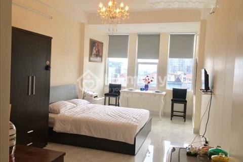 Cho thuê căn hộ mini đẹp, mới, sang trọng, đủ tiện nghi, mặt tiền Trường Chinh