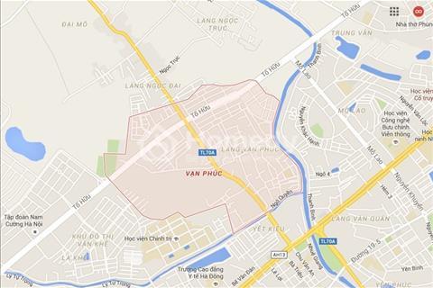 Mở bán liền kề Shophouse Him Lam Vạn Phúc, Hà Đông kinh doanh rất lộc