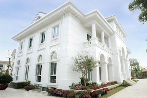 Bán gấp biệt thự Hoa Phượng hướng Đông Nam, 385 m2, duy nhất tại Vinhomes Riverside