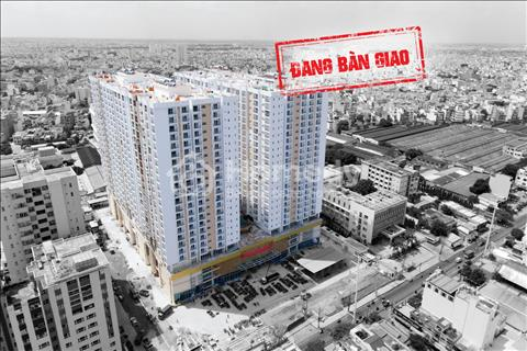 Bán lại một số căn hộ Oriental Plaza 3 phòng ngủ, mặt tiền Âu Cơ, Tân Phú, tặng 2 năm phsi quản lý