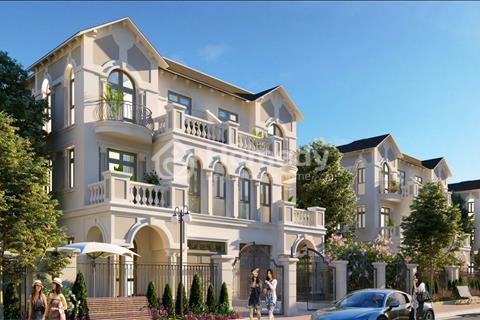 Biệt thự Vinhomes Long Biên, tiện ích 5 sao tiêu chuẩn quốc tế, giá từ 7,6 tỷ