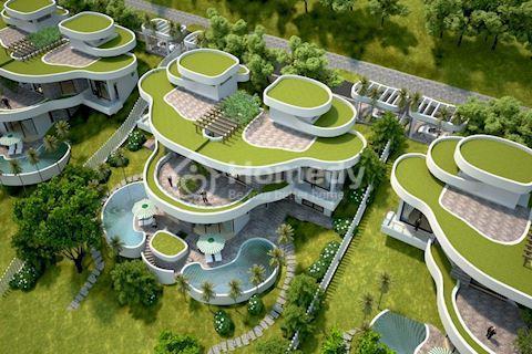 Căn biệt thự mặt hồ dự án Lâm Sơn Resort view cực đẹp, giá tốt