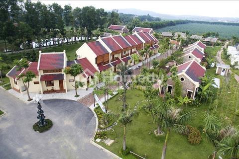Khu du lịch – Biệt thự sinh thái nghỉ dưỡng Vườn Vua
