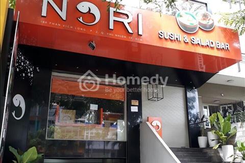 Cho thuê nhà mặt tiền đường Phan Xích Long, Phường 2, Quận Phú Nhuận, Hồ Chí Minh