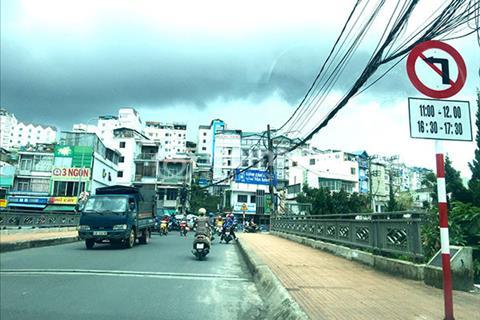 Mua ngay lô đất trung tâm xây khách sạn đẹp Đà Lạt, khu quy hoạch Bà Triệu