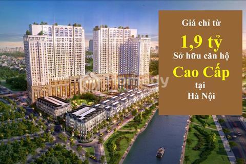 Roman Plaza – Khẳng định giá trị với kiến trúc độc nhất Hà Nội