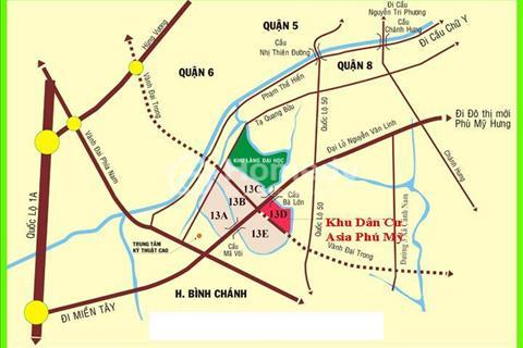 Bán đất nền khu dân cư  Greenlife, giá chỉ 17 triệu/m2, sang hợp đồng chủ đầu tư, còn 1 lô cuối