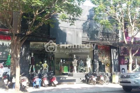 Cho thuê nhà mặt tiền đường Nguyễn Thị Diệu, Phường 6, Quận 3, nhà 1 hầm, 1 trệt 2 lầu