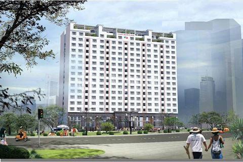 Bán căn hộ Citizen khu Trung Sơn, nhận nhà ở ngay, 2 phòng ngủ, 3 phòng ngủ