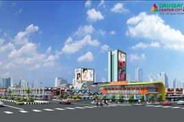 Khu đô thị Dầu Giây Center City 2 - Khu đô thị Dầu Giây Center City