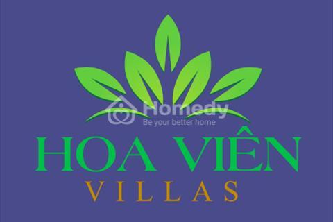 Khu biệt thự Hoa Viên Villas - Khu đô thị Đặng Xá 2