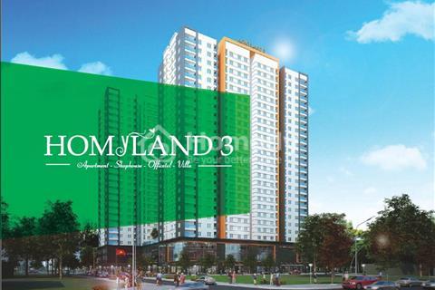Dự án Homyland Riverside 1,7 tỷ, view 3 mặt sông, vị trí đắc địa và giá tốt nhất Quận 2