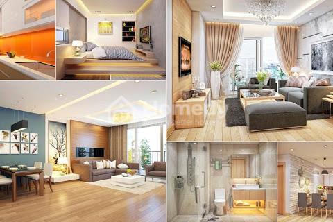 Cần bán cắt lỗ chung cư Goldmark City tầng 1601 (110,6 m2) và 1804 (160 m2) tòa R4, giá 23 triệu/m2