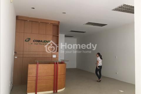 Cho thuê nhà Nguyễn Thị Thập, Trung Hòa, Nhân Chính. Diện tích 100 m2 x 6 tầng, giá 75 triệu/tháng