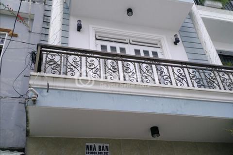 Bán nhà đúc 2 lầu sổ hồng riêng diện tích sử dụng 120 m2 giá 1,2 Tỷ Đào Sư Tích.