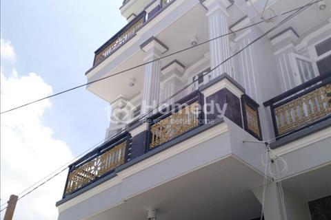 Bán nhà 2 lầu đúc diện tích sử dụng 250 m2  ( 5 m X 17 m) ngay cầu Long Kiển – Lê Văn Lương