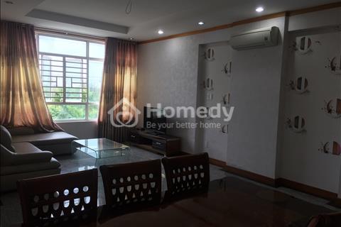 Cho thuê căn hộ Phú Hoàng Anh, 3 phòng, 129 m2. Full nội thất