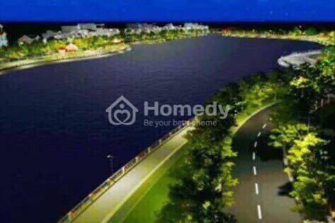 Bán nền mặt tiền bờ hồ Bún Xáng, Đại học Cần Thơ, giá 3,8 tỷ