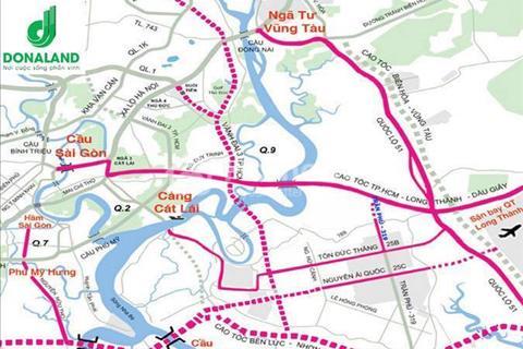 Cơn sốt đất Nhơn Trạch, 175 triệu/100 m2, sổ hồng riêng