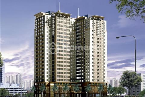 Cần tiền trả nợ bán rẻ căn góc 90 m chung cư 122 Vĩnh Tuy view sông