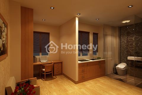 Cần cho thuê căn hộ chung cư Sông Đà, 14B Kì Đồng, Quận 3, 80 m2. Giá thuê: 13 triệu/tháng