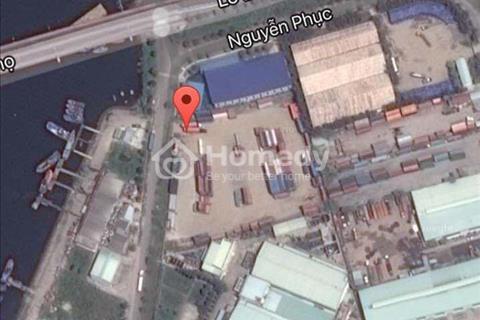 Bán 3.000 m2 đất đường Vân Đồn, Đà Nẵng làm nhà máy, kho bãi giá cực rẻ