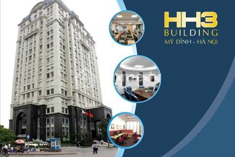 Cho thuê văn phòng chuyên nghiệp tòa HH3 Sudico Sông Đà 77 m2 full nội thất