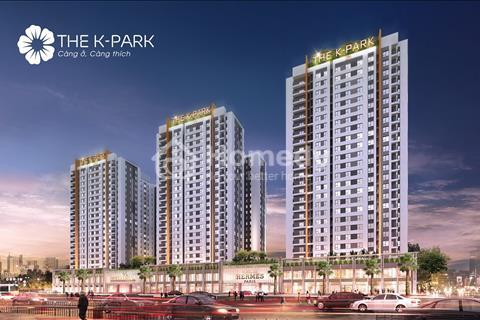 Mở bán The K - Park Văn Phú chỉ từ 1,1 tỷ sở hữu ngay căn 2 phòng ngủ, full nội thất