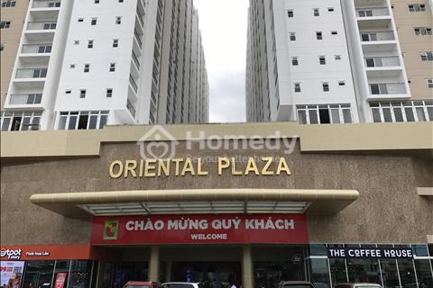 Suất nội bộ Oriental Plaza, mặt tiền Âu Cơ, Quận Tân Phú, mở bán đợt cuối. View đẹp giá tốt