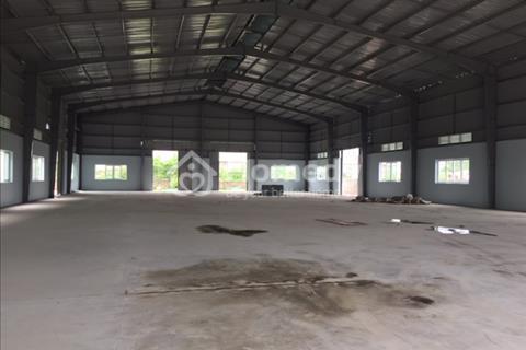 Cho thuê kho xưởng diện tích 2.500 m2 khu công nghiệp Lai X, Hoài Đức Hà Nội
