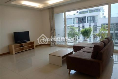Căn hộ cho thuê tòa nhà Xi Riverview tầng thấp diện tích 145 m2 gồm 3 phòng ngủ