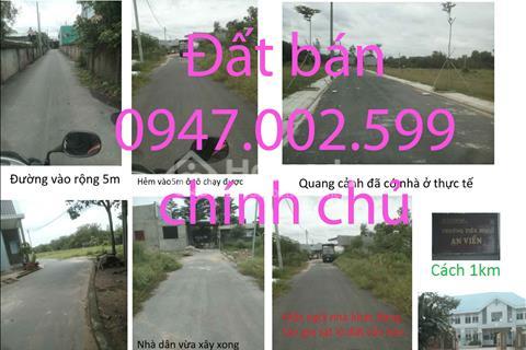 Bán đất Trảng Bom tự do xây nhà, có sổ hồng, đầu tư sinh lời sau 1 năm