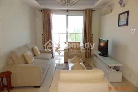 Cho thuê căn hộ Saigonres Plaza, Quận Bình Thạnh,75 m2, full nội thất. Giá thuê: 14 triệu/tháng